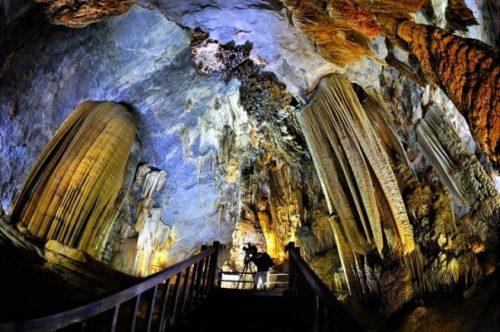 Phong Nha – Ke Bang among top 7 National Parks in Goasean website