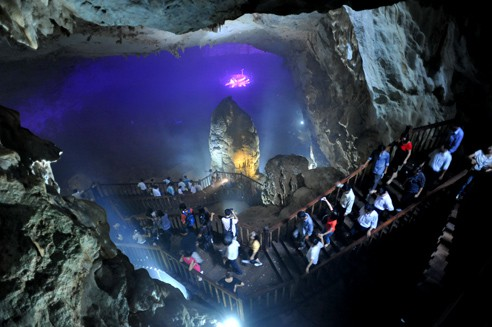 Paradise Cave - phongnhadiscovery.com