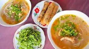 Những món ăn ngon ở Quảng Bình