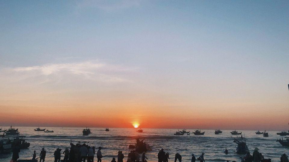 NHAN TRACH FISHING VILLAGE, QUANG BINH