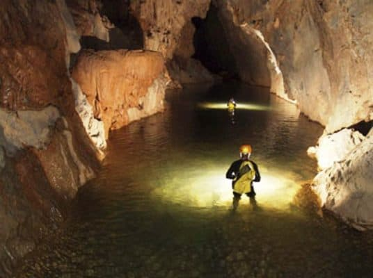 Hang Khe Ry – World's Longest River cave