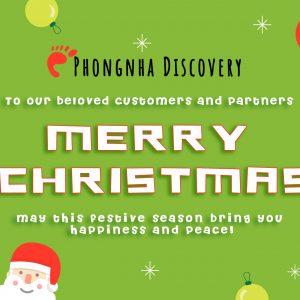 christmas 2020 phongnha discovery