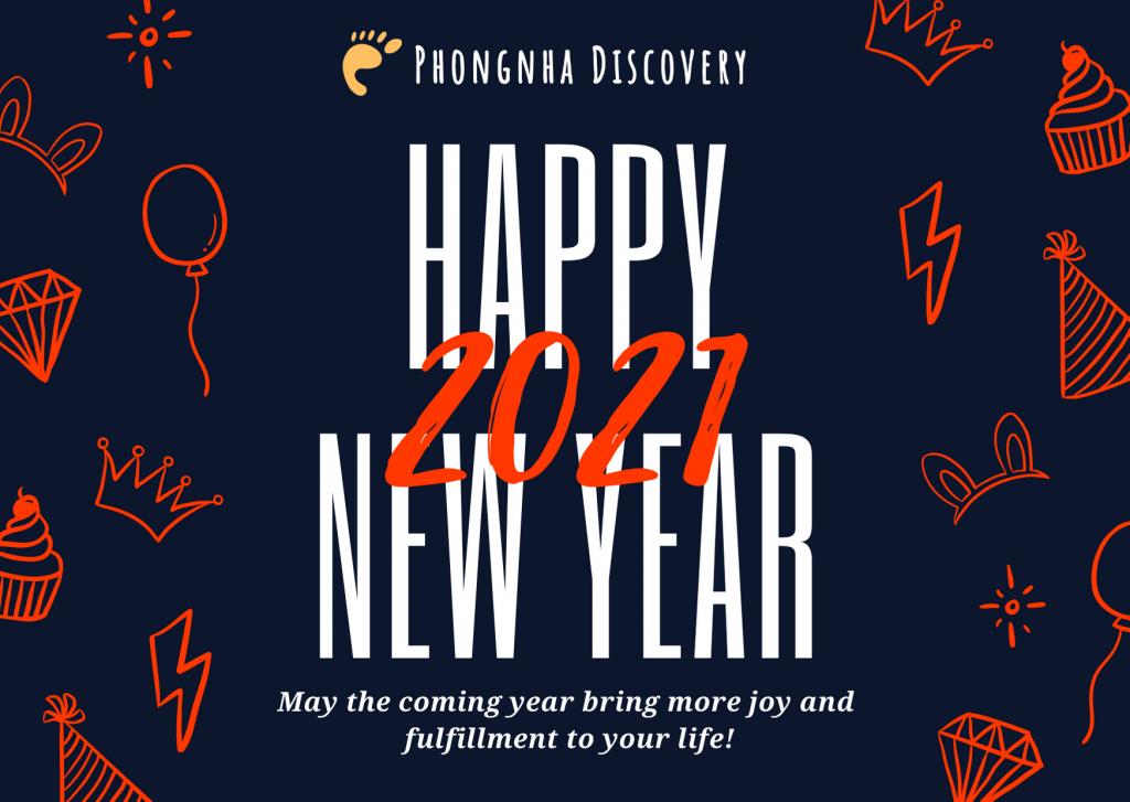 happy new year 2021 phongnha discovery