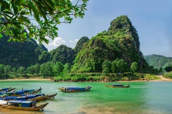Phong Nha Caves & Boat Trip