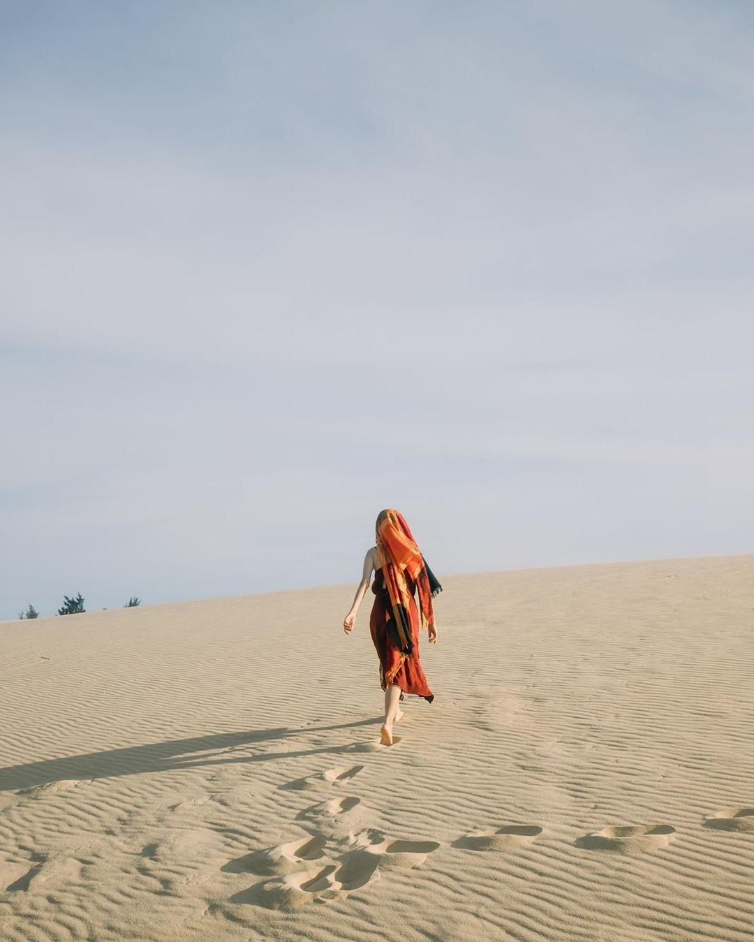 Đồi cát Quang Phú