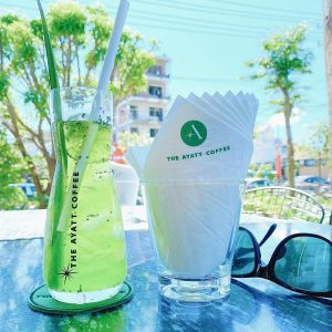 the ayatt coffee quang binh